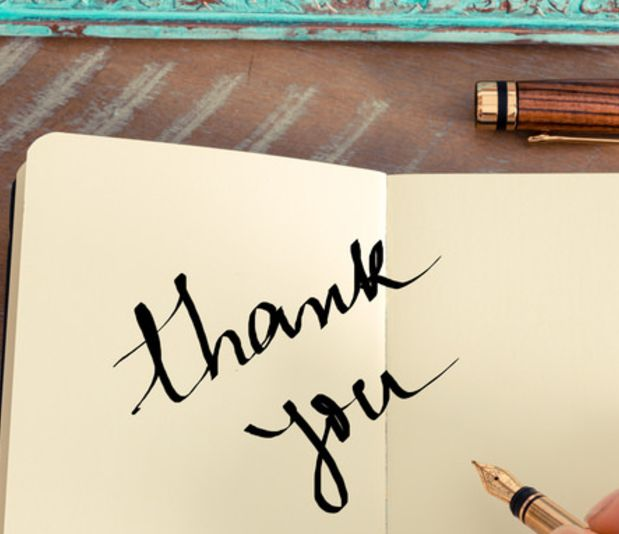 Thank you for your contact�B